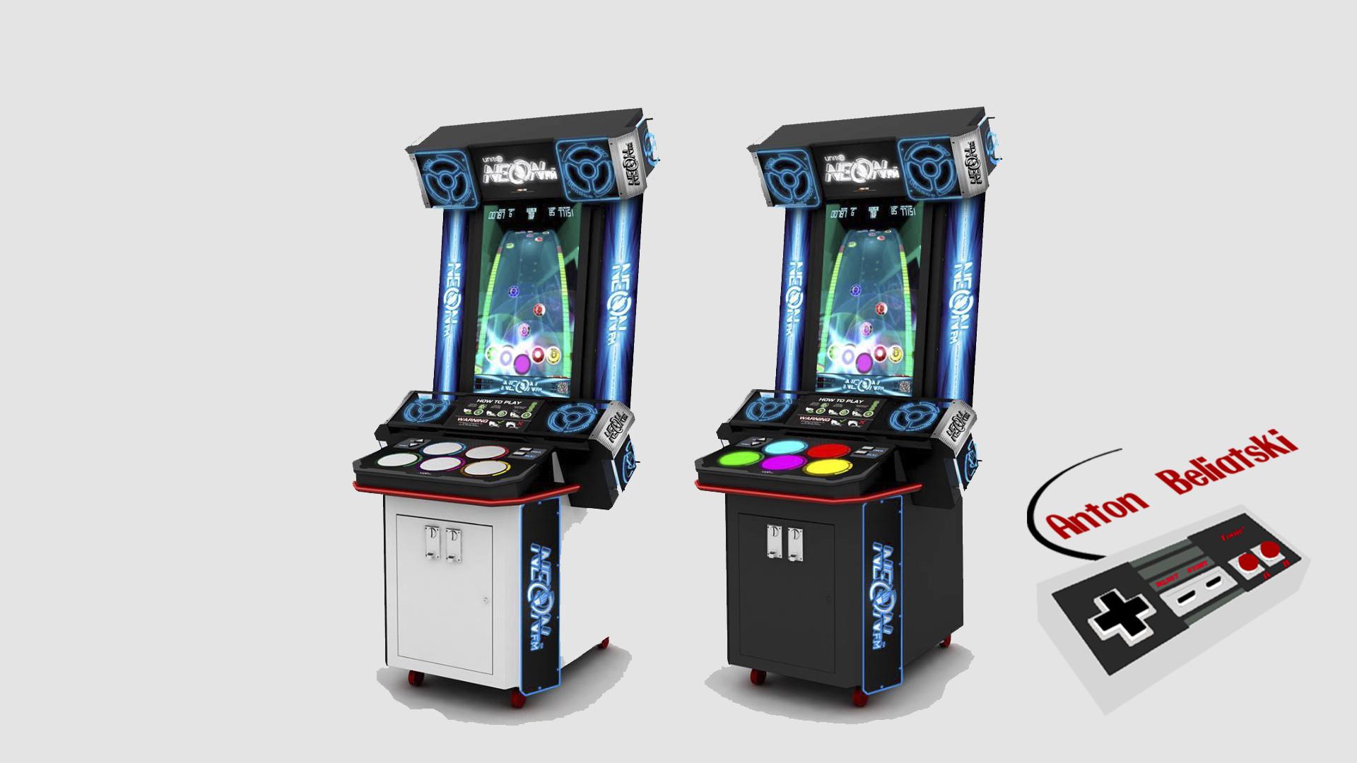 Fahrenheit-Arcade